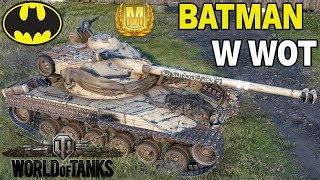 BATMAN W WORLD OF TANKS