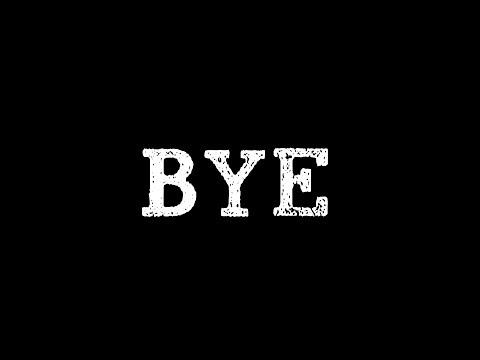 Bye | Short Film - One Word Film | CHRIS RODRIGUEZ | ALANNA QUITON