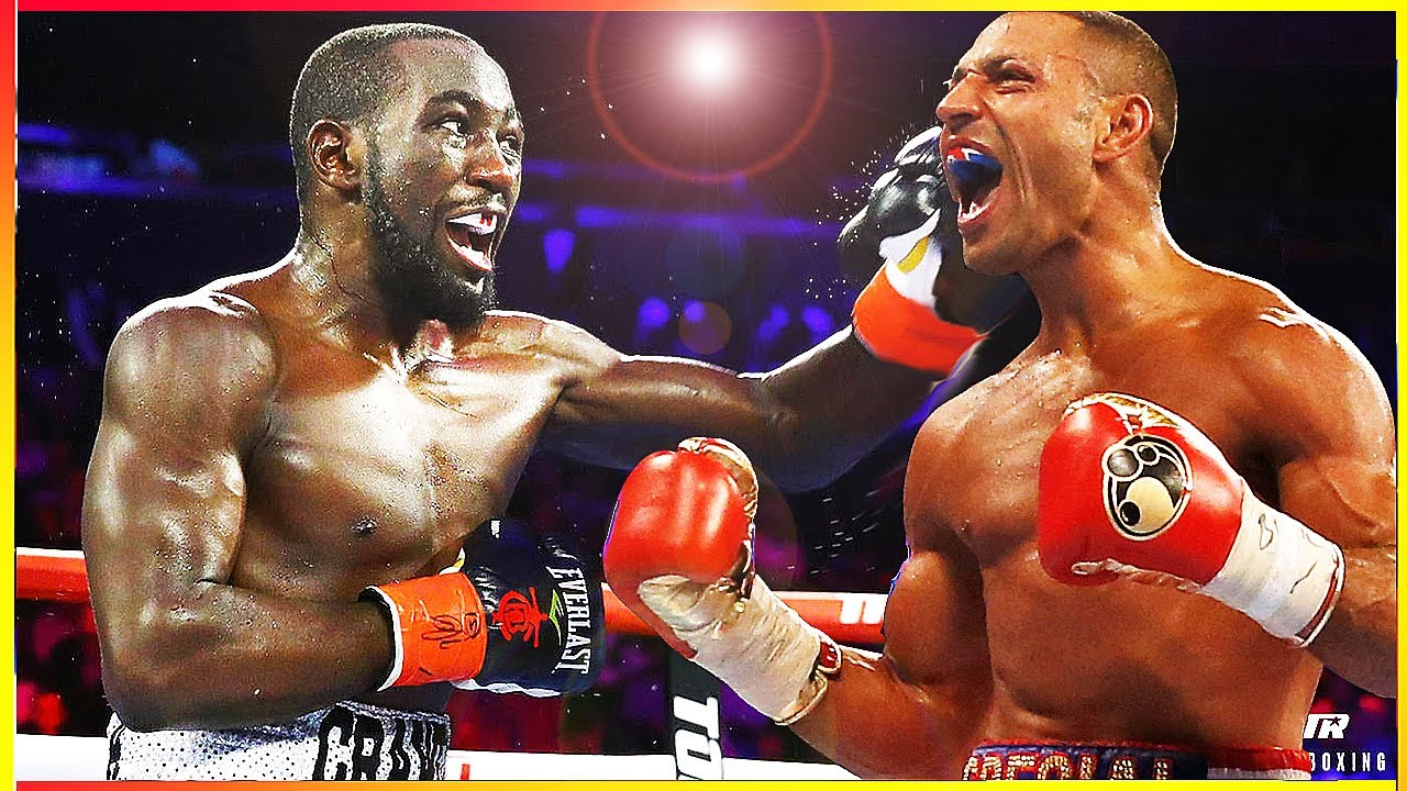 Terence Crawford vs Kell Brook PRE- FIGHT TALE