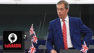 "Brexit | Nigel Farage: ""A clean Brexit is the best outcome"""