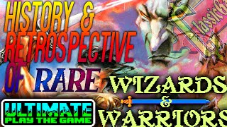 Wizards & Warriors Review History & Retrospective PART1 (Ultimate Play The Game)