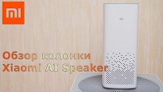 Обзор умной колонки Xiaomi AI Speaker