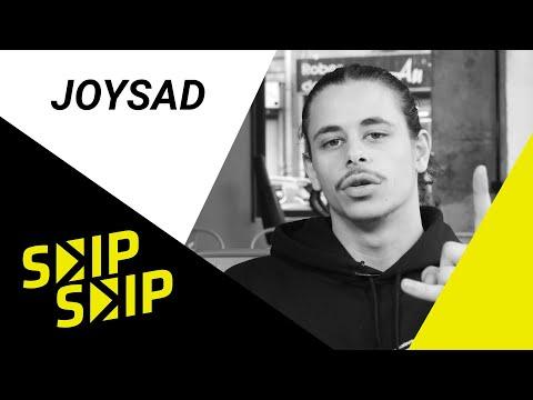 Youtube: JoySad:«Il y a de la haine et des gens qui m'encouragent» | SKIP SKIP