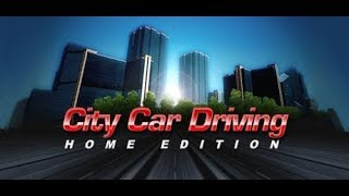 GAMEPLAY CITY CAR DRIVING VR PC (DRIVING LICENSE)