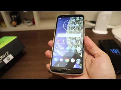 Moto G6 Plus: Veja os pontos positivos e negativos do novo celular da Motorola