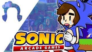 Sonic Arcade games | Sn0wy