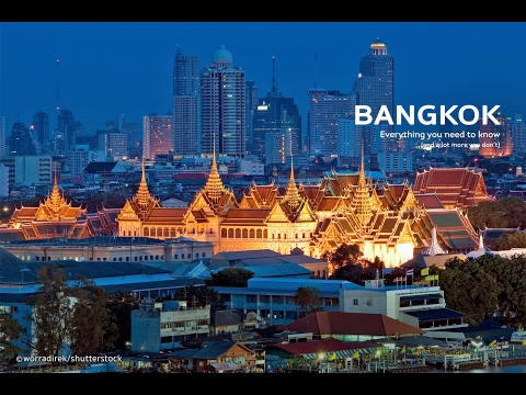 How To Get Cheap Flights To Bangkok