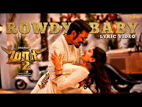 Maari 2 - Rowdy Baby (Lyric Video) Reaction | Dhanush | Yuvan Shankar Raja | Balaji Mohan