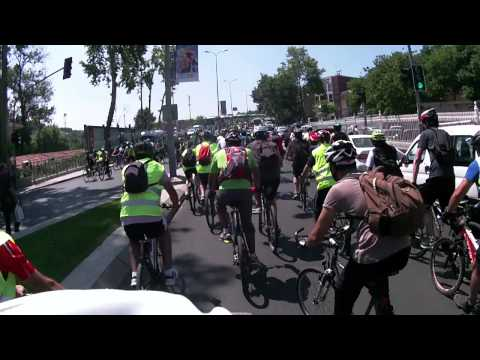 WORLD ENVIRONMENT DAY BIKE TOUR İN İSTANBUL 14 JUNE 2015 / İON ACTİON CAMERA / MTB