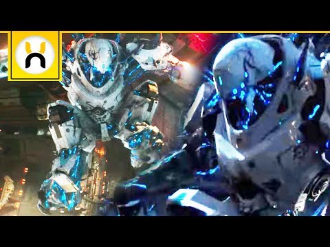 Kaiju-Jaeger Hybrids Explained | Pacific Rim: Uprising