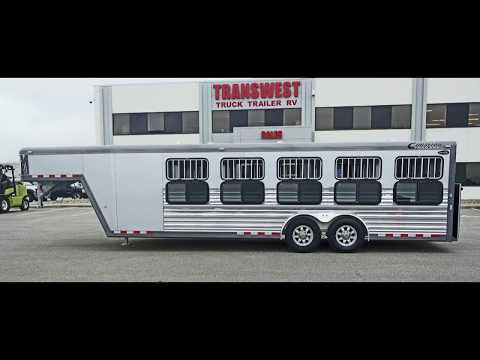 2017 Cimarron Showstar Livestock Trailer for sale - Stock ID 11N170269