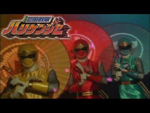 Descargar Video Ninpuu Sentai Hurricanger (PS1) - Full Gameplay - No Commentary
