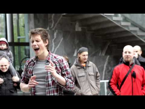 Flashmob Velenje