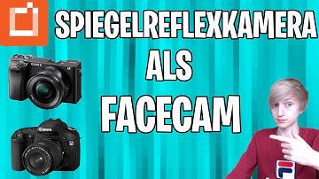 Spiegelreflexkamera mit PC Verbinden und als FaceCam benutzen 「Tutorial 」Deutsch | Riggo