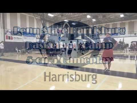 Penn State Harrisburg Basketball Camp
