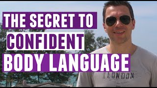 Alpha Male Body Language Secret That Makes Men Look Confident!