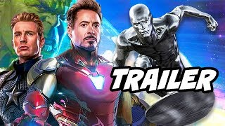 Avengers Endgame Trailer - Alternate Scenes Easter Eggs and X-Men Deal Breakdown