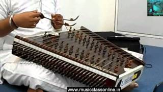 Learn Santoor Online Guru Indian classical Santoor Music Training Free Videos Online Santoor Players