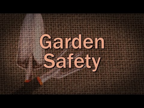 Garden Safety - Family Plot