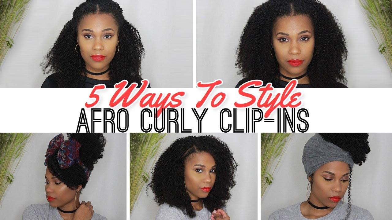 how to make hair clip ins