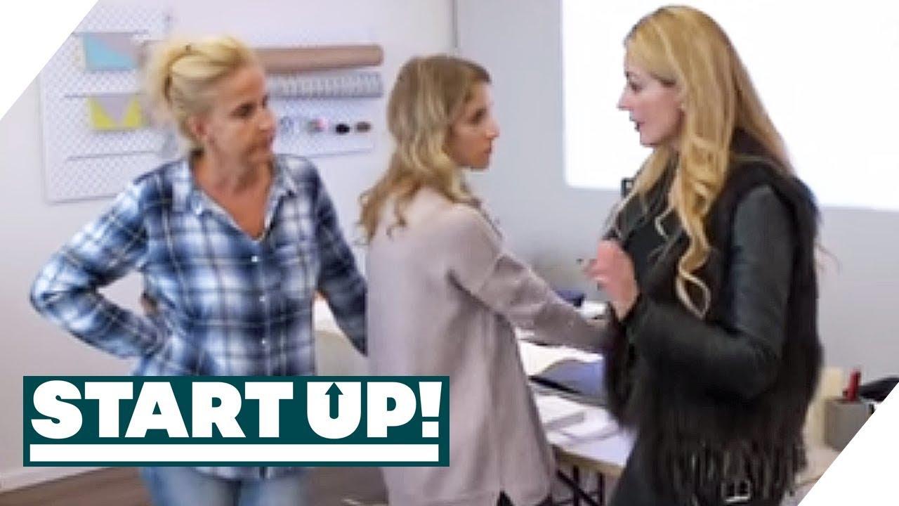 Ohne Plan -  Lästereien im eigenen Team | Start Up! | SAT.1 TV