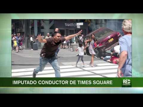 Conductor de la embestida masiva en nueva york, asegura que 'escucha voces'