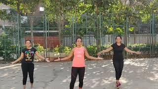 Aankh mare -Simmba /zumba /Bolly fitness/dance fitness
