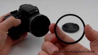 Fujifilm S4500 Adapter Ring - Fujifilm Finepix S4500 Adapter Filter(, 2013-05-16T15:05:27.000Z)