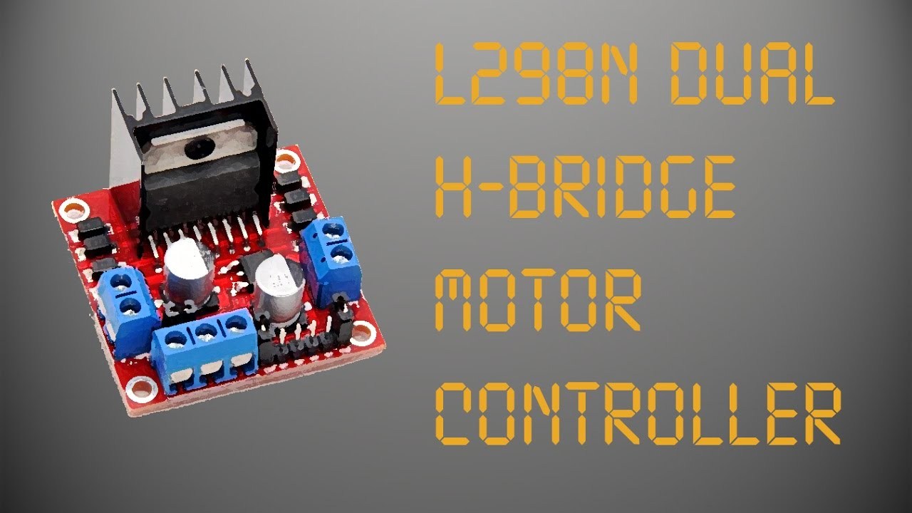 L298N Dual H-Bridge Motor Controller (Raspberry Pi) on