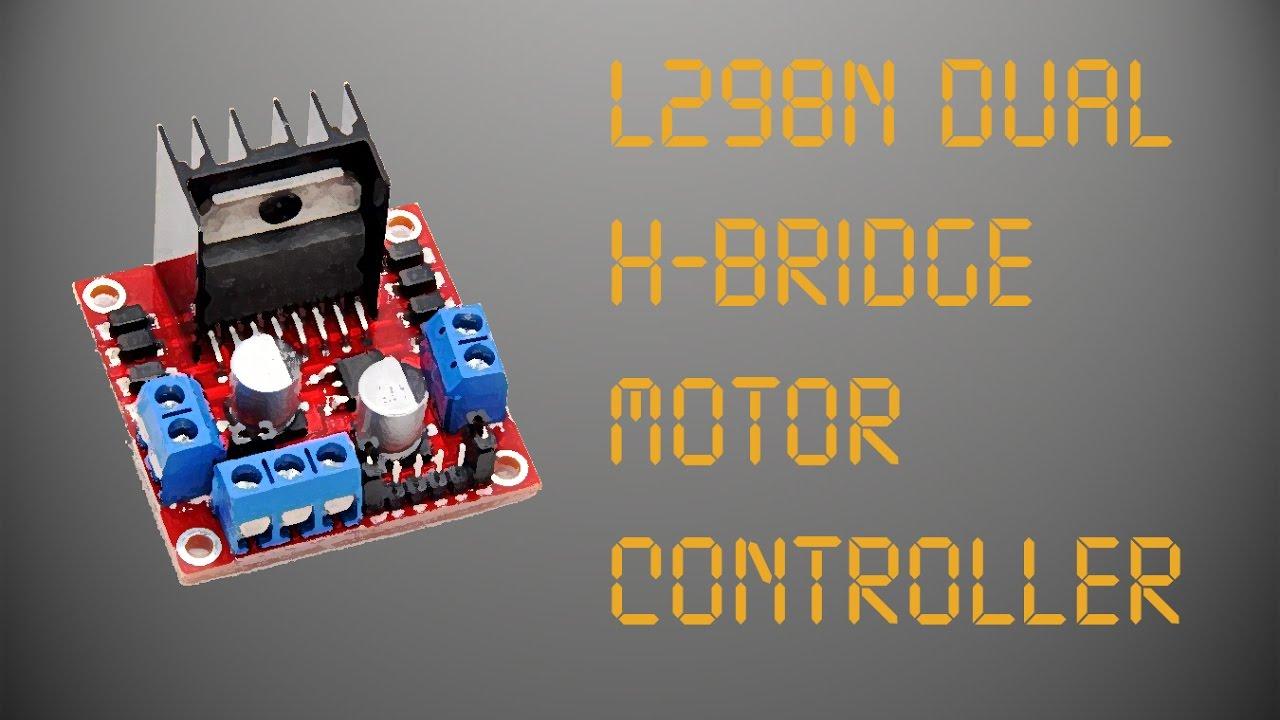 wiring diagram motor control fog light l298n dual h bridge controller raspberry pi youtube