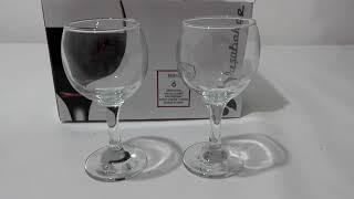 Бокалы для вина 6шт Pasabahce Bistro 44412 - обзор