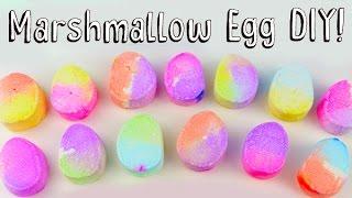 DIY Kit - Dyeing Marshmallow Easter Eggs!