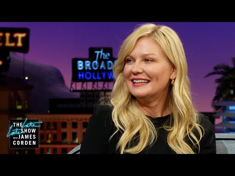 Kirsten Dunst&39;s First Kiss was Normal and Not Brad Pitt