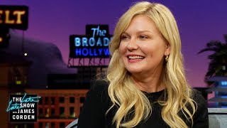Kirsten Dunst's First Kiss Was Normal, And Not Brad Pitt