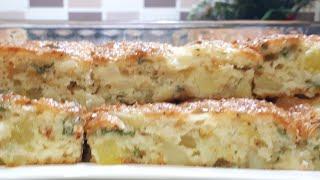 Yumuşacık dokusuyla lezzetiyle kendine hayran bırakacak Patatesli Kek  Hülya Ketenci - Hamur İşleri