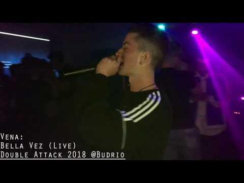 Vena LIVE @ Double Attack 2018, Budrio (Ich Heisse, Bella Vez)