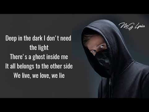 Alan Walker - The Spectre ( Lyrics)