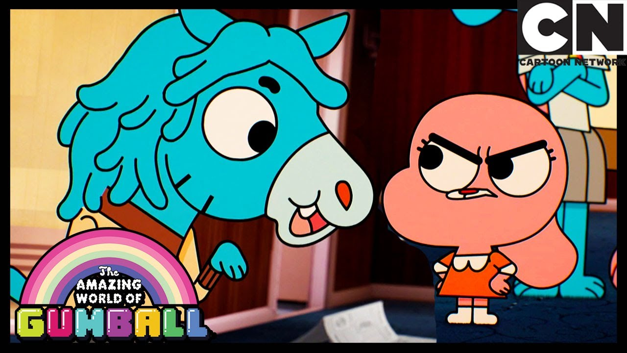 Time For The Wattersons To Get Inventive! | The Money | Gumball | Cartoon Network