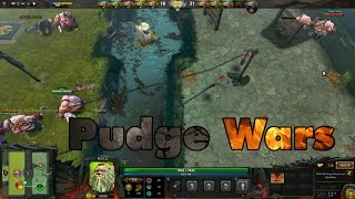 Dota 2 Mod-Gameplay: Pudge Wars (German)