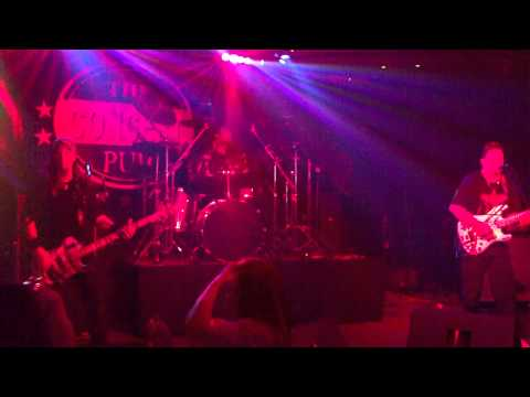 """XES Whiskey performs """"Screaming In The Night"""" by Krokus"""