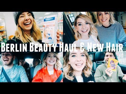 BERLIN BEAUTY HAUL & NEW HAIR