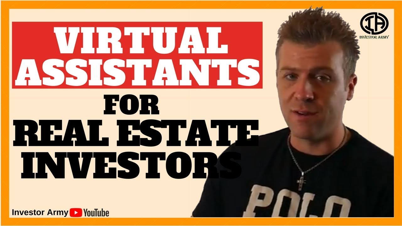 Virtual Assistants For Real Estate Investors