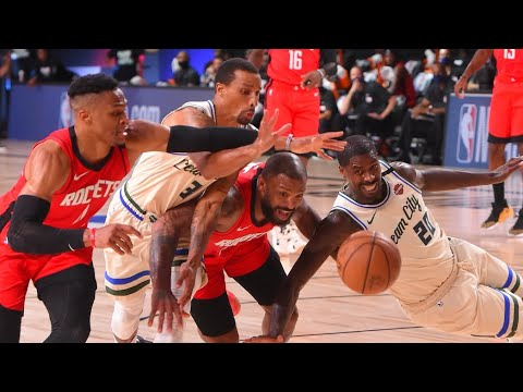 Bucks and Rockets' respective strengths, flaws on full display in ...