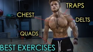 THE BEST EXERCISES FOR GROWTH: Chest, Arms, Glutes & MORE ft. Jeff Nippard & Jon Venus