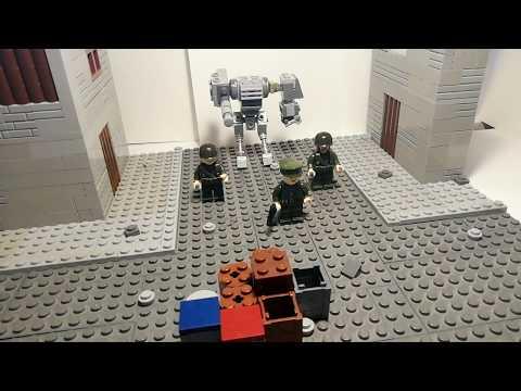 Лего самоделка #42 карантин которого мы заслуживаем