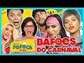 🔥Carnaval 2019: ANITTA se CONTRADIZ ao explicar se pegou NEYMAR e é DESMENTIDA por DAVID BRAZIL