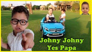 Johny Johny Yes Papa | Nursery Rhymes | Kids Songs