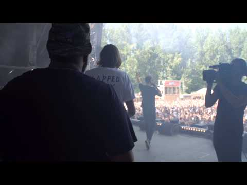Backstage at Mysteryland | Mysteryland NL 2015