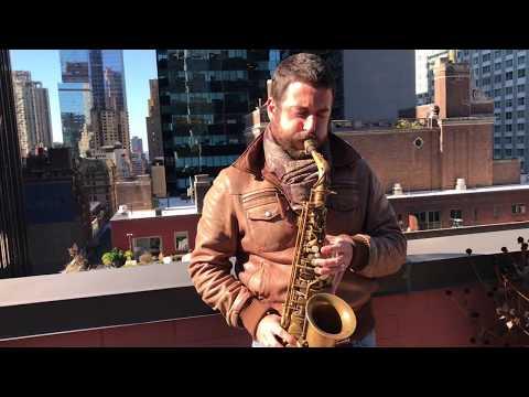 "Francesco Cafiso: ""New York Rooftop"""