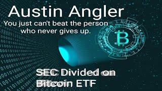 Bitcoin ETF Delayed!  NASDAQ talks regulation. SEC Divided